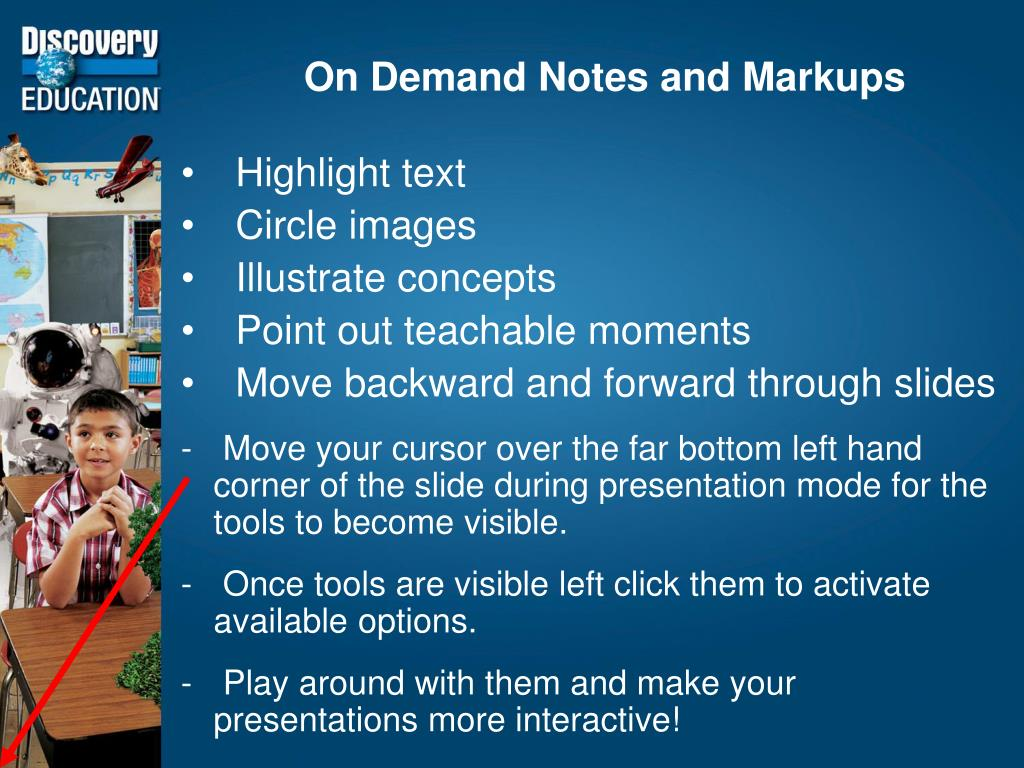 On Demand Notes and Markups
