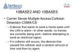10base2 and 10base533