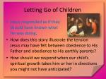 letting go of children12