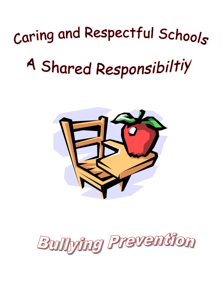Caring and Respectful Schools