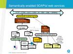 semantically enabled soapful web services