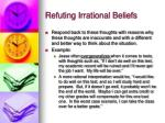 refuting irrational beliefs