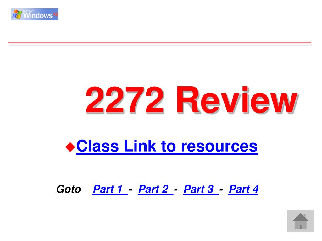 2272 Review
