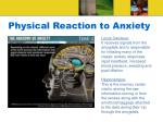 physical reaction to anxiety25