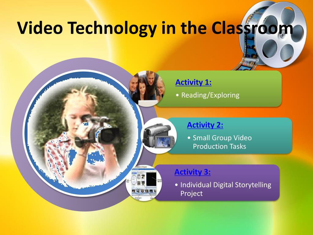 Video Technology in the Classroom