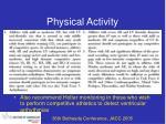 physical activity47