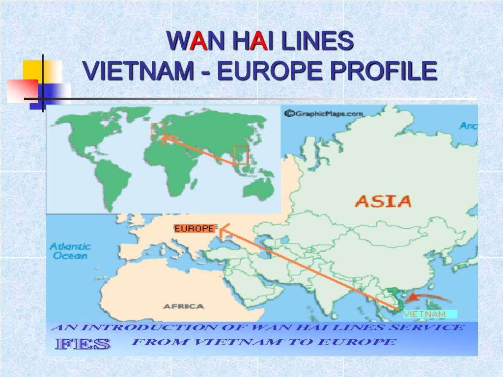 w a n h a i lines vietnam europe profile l.
