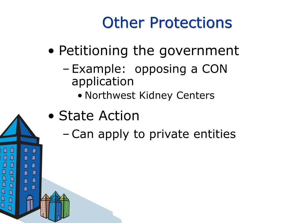 Other Protections