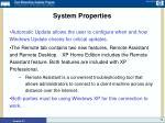 system properties34