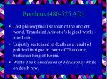boethius 480 525 ad