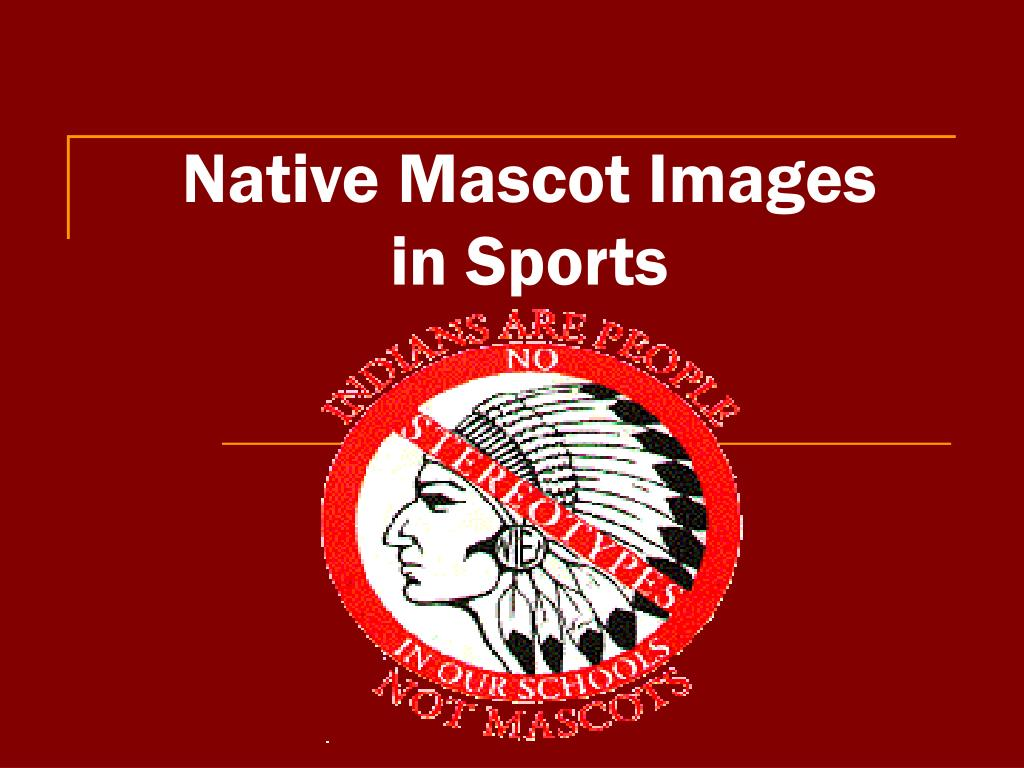 native mascot images in sports l.