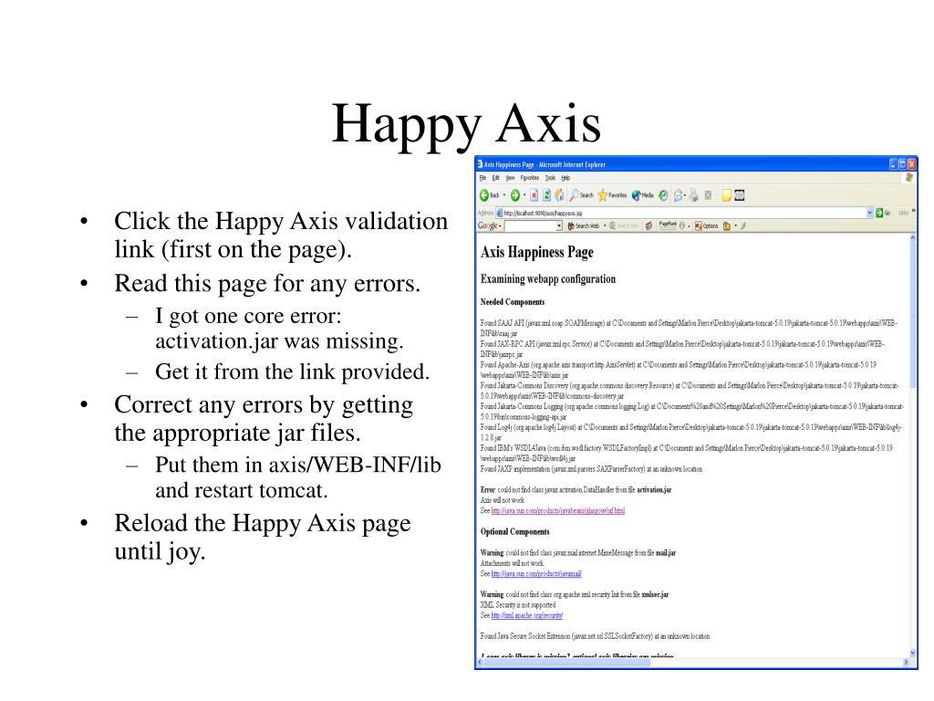 Happy Axis
