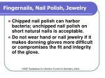 fingernails nail polish jewelry
