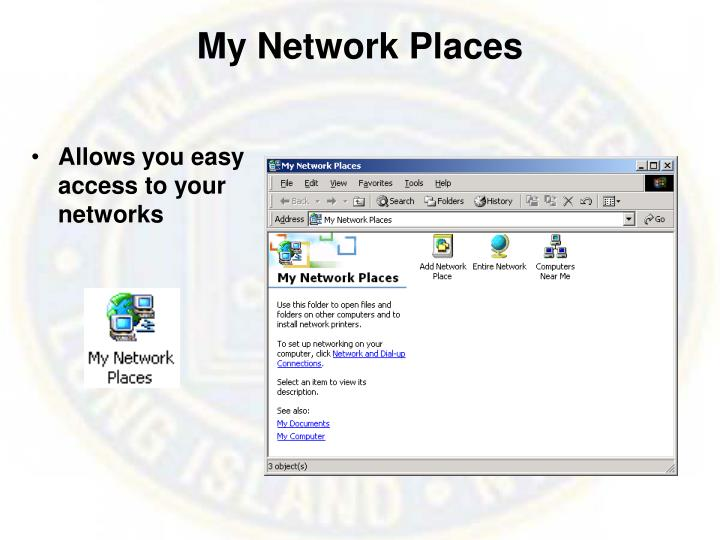 My Network Places