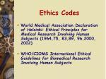 ethics codes10