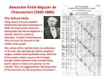 alexandre mile b guyer de chancourtois 1820 1886