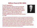william prout 1785 1850