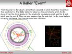 a babar event