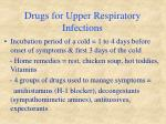 drugs for upper respiratory infections6