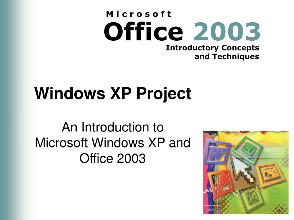 windows xp project l.