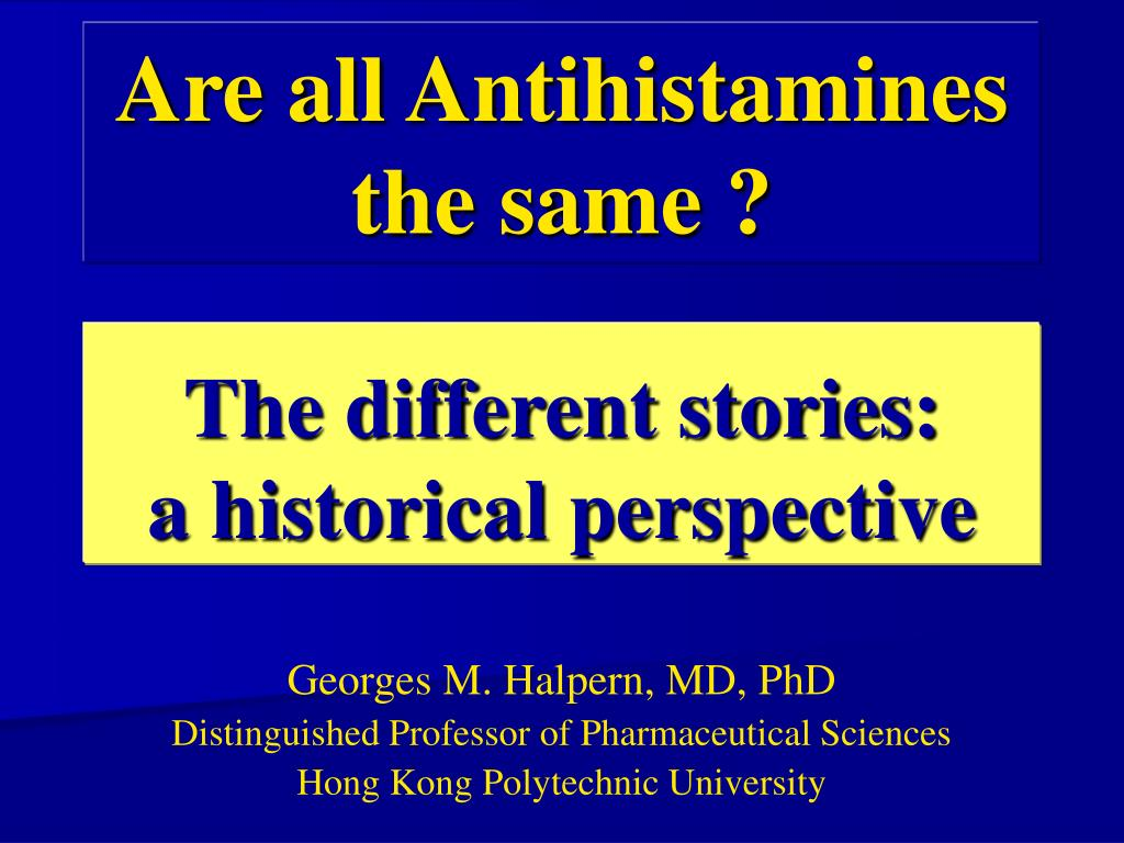the different stories a historical perspective l.