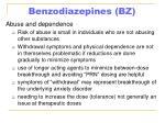 benzodiazepines bz55