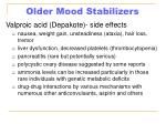 older mood stabilizers34