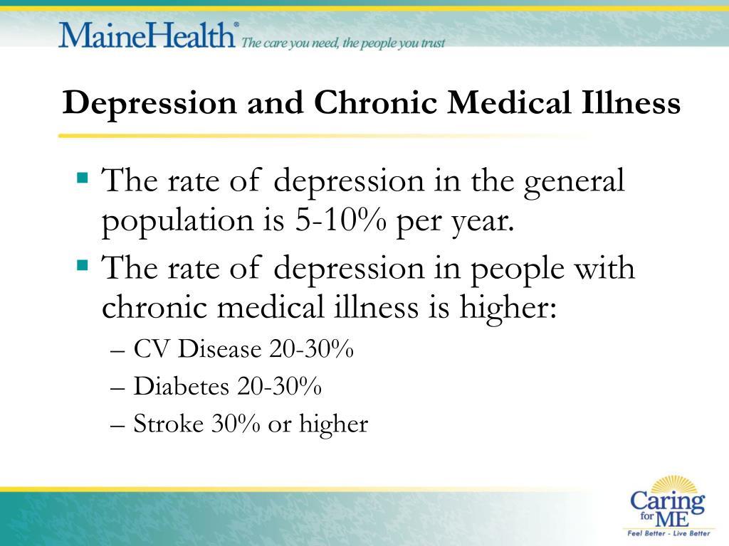 Depression and Chronic Medical Illness
