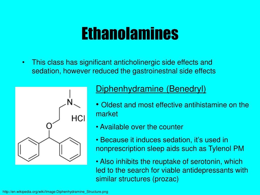 Ethanolamines