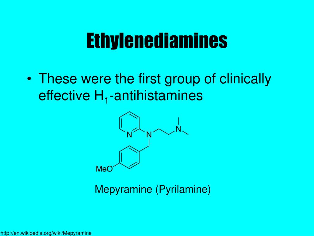 Ethylenediamines