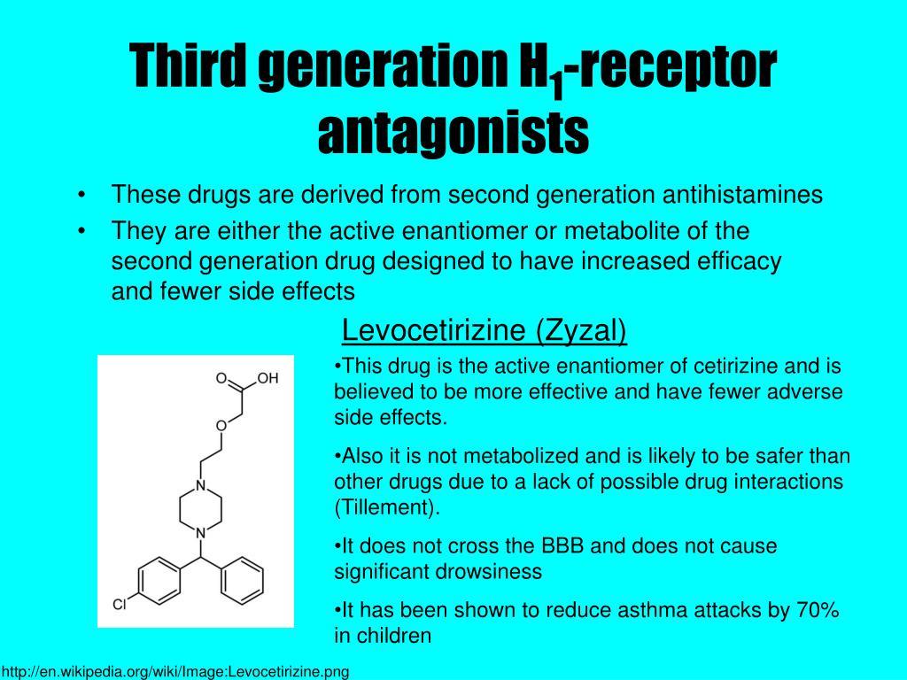 Third generation H