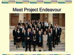 meet project endeavour