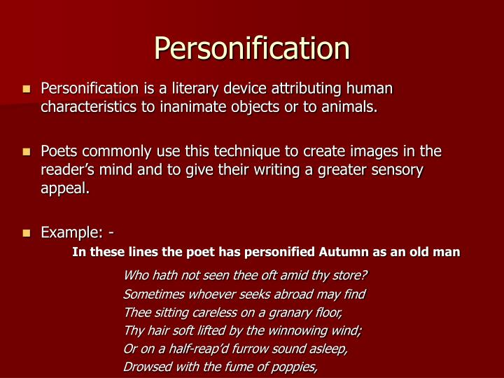 Ppt Literary Devices Powerpoint Presentation Id158179