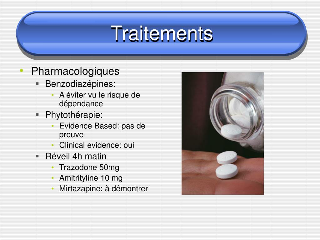 Pharmacologiques