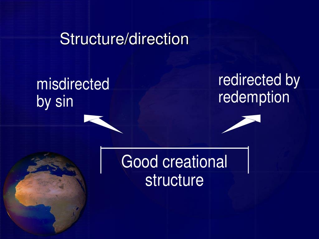 Structure/direction