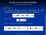 section 2 la courbe de phillips 2 2 dynamique du ch mage45