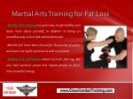 martial arts training for fat loss3