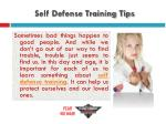 self defense training tips10