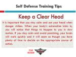 self defense training tips11