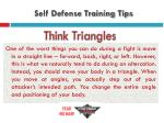 self defense training tips13