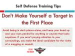 self defense training tips14