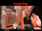forcible entry14