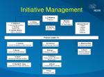 initiative management