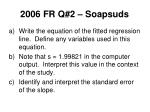 2006 fr q 2 soapsuds24