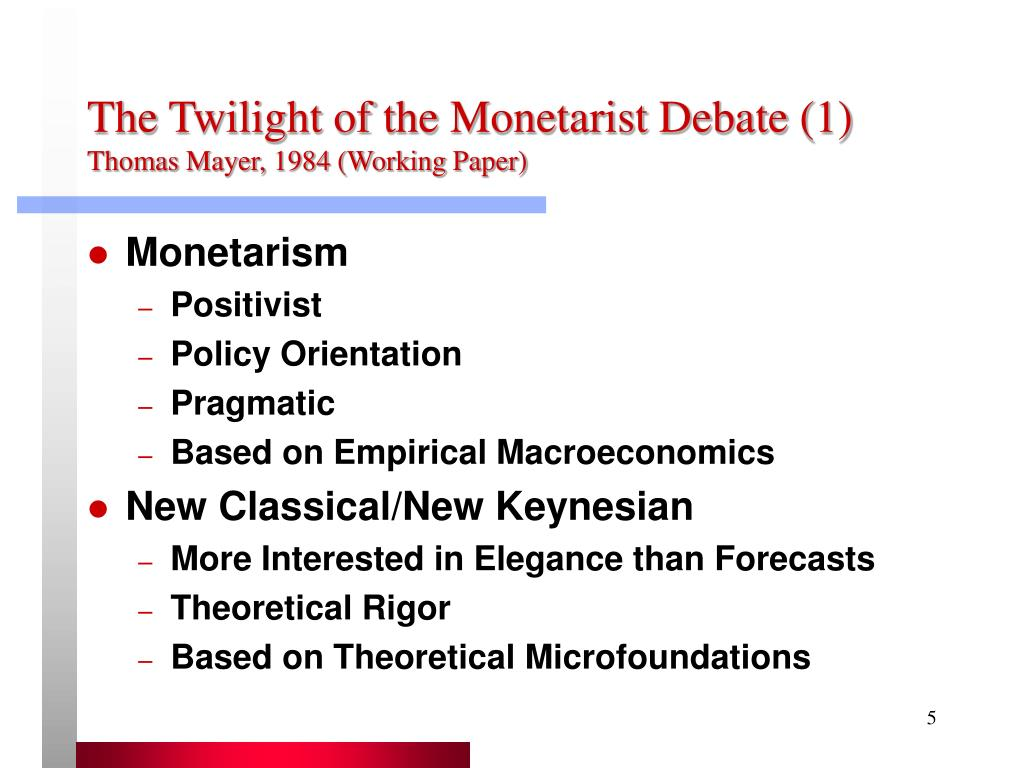 classical vs positivist perspectives
