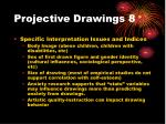 projective drawings 8