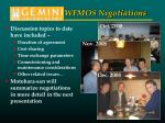 wfmos negotiations
