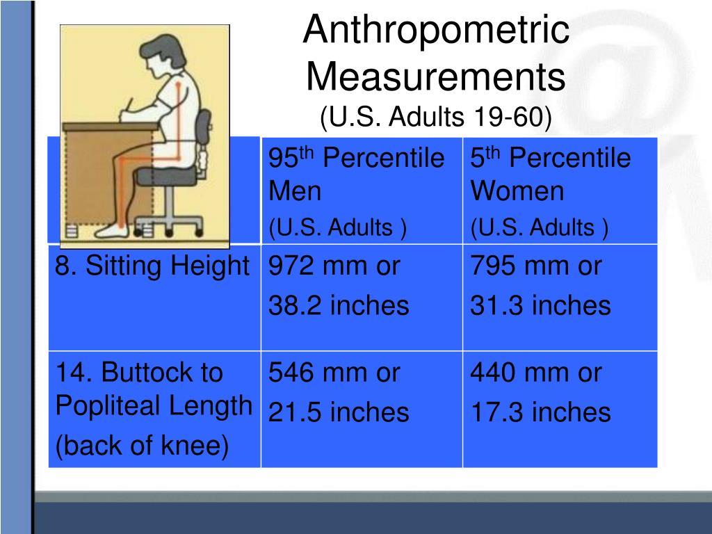 Anthropometric Measurements