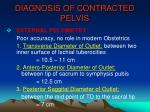 diagnosis of contracted pelvis14