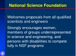national science foundation9